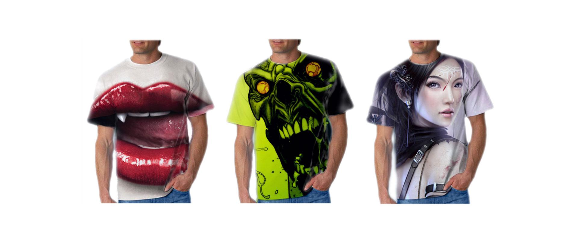 sublimation-t-shirts